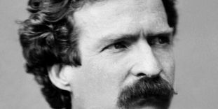 Mark Twain, Foto: Wikipedia gemeinfrei