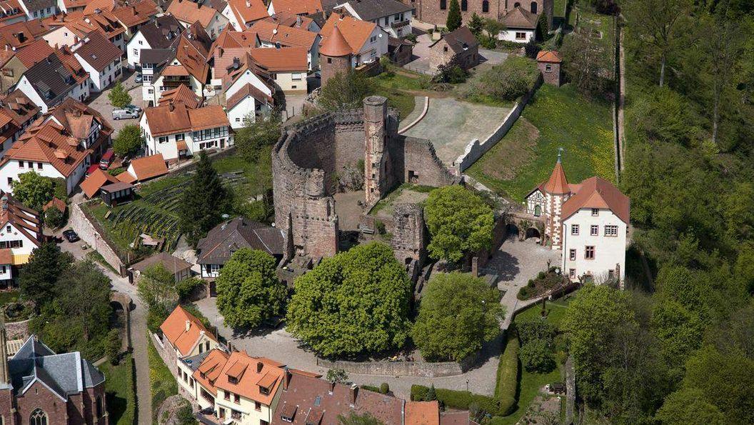 Dilsberg Fortress Ruins