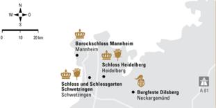 Region Mannheim und Umgebung