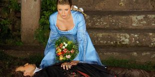 """Aufführung """"Die Rose von Dilsberg"""" der Burgbühne Dilsberg e.V."""