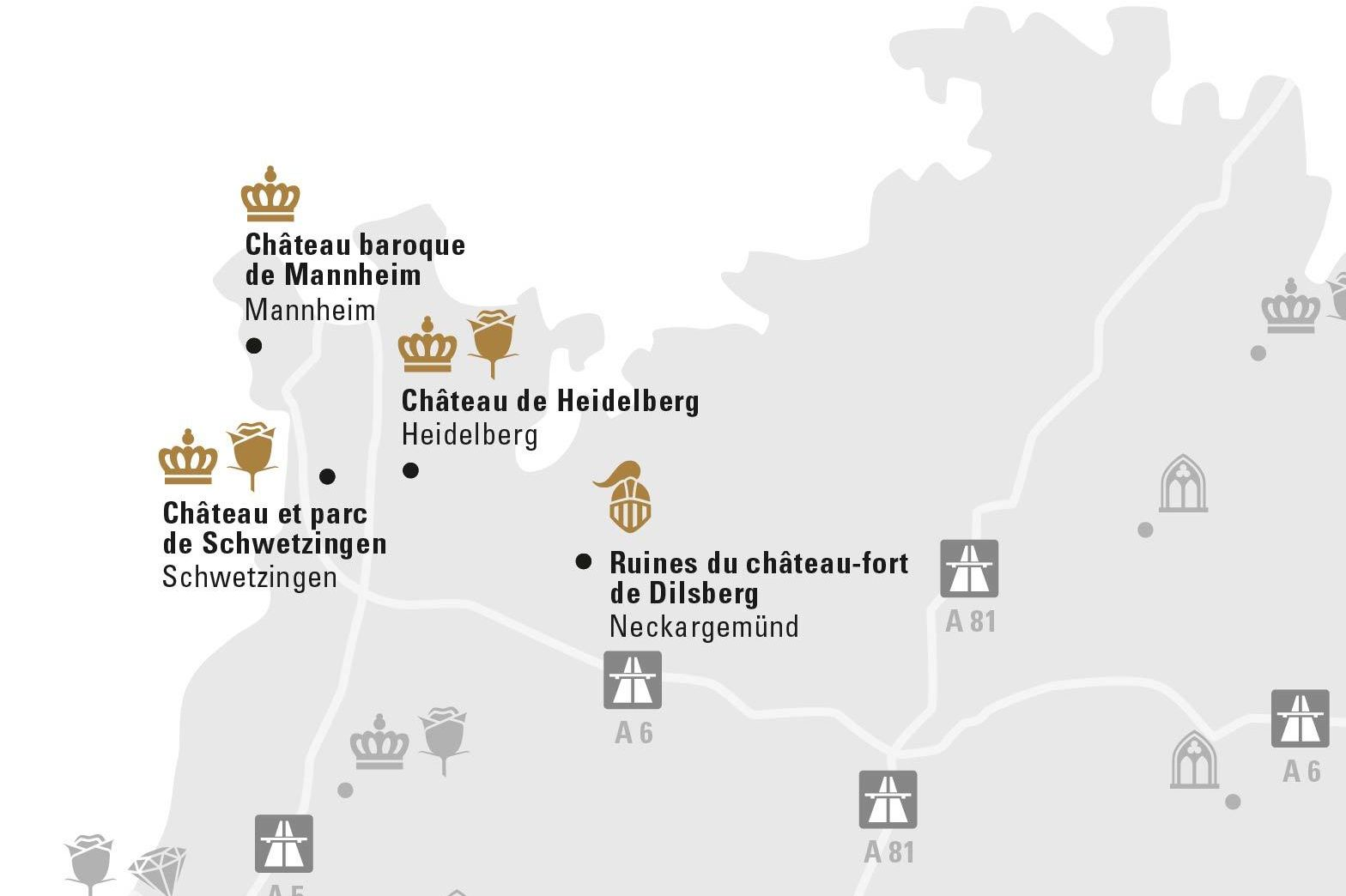 Mannheim et sa région
