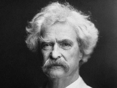 Burgfeste Dilsberg, Mark Twain